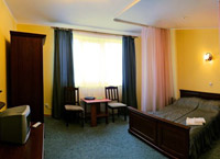 Junior Suite in Ozerny Kray Resort Hotel